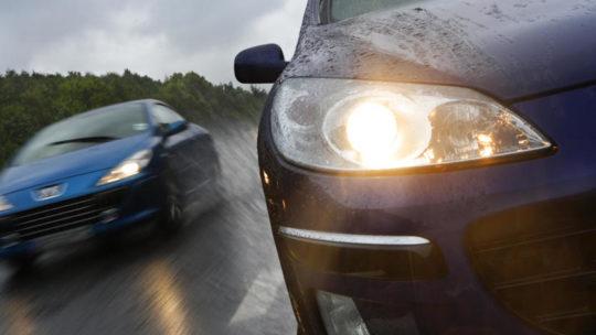 Пошаговая регенерация автомобильных фар