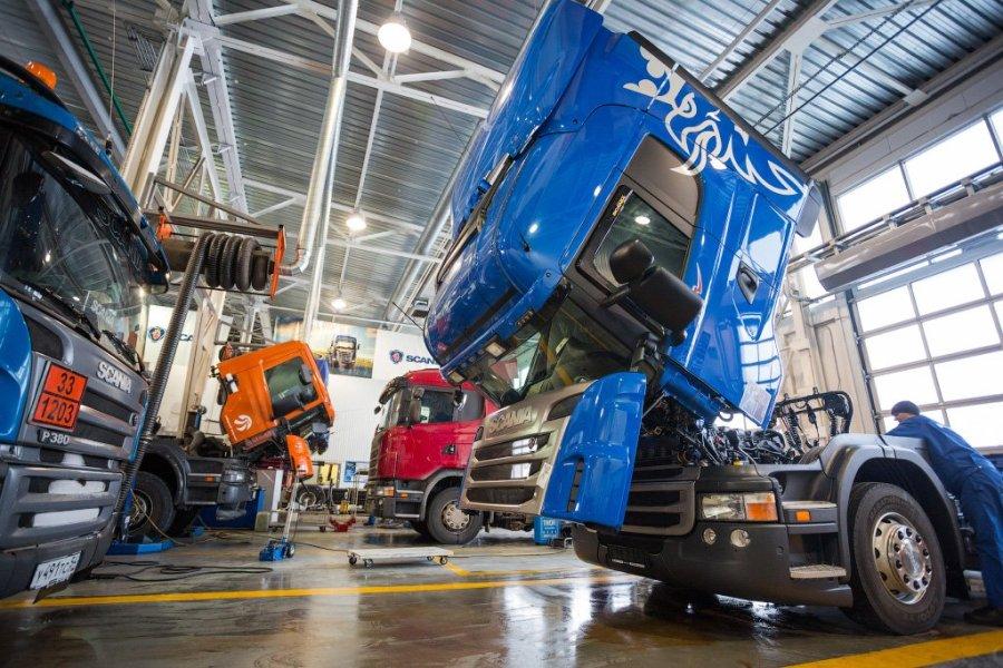 Наиболее частые причины поломок грузовиков и способы их устранения